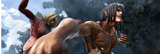 Attack on Titan: Wings of Freedom per PlayStation 4