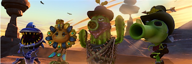 Plants Vs Zombies Garden Warfare per Xbox One