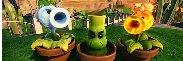 Plants Vs Zombies Garden Warfare per PlayStation 3