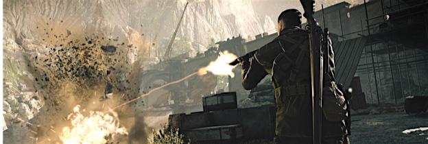 Sniper Elite 4 per Xbox One