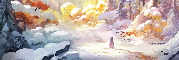 Immagine del gioco I Am Setsuna per Playstation 4