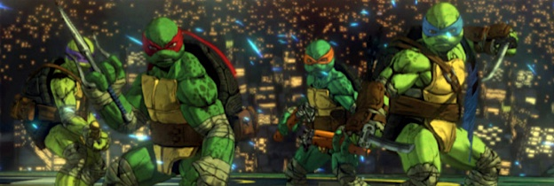 Teenage Mutant Ninja Turtles: Mutanti a Manhattan per PlayStation 3