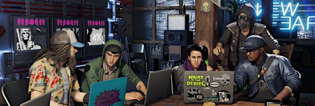 Immagine del gioco Watch Dogs 2 per Xbox One