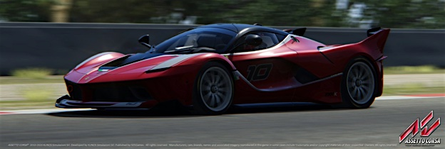 Assetto Corsa per PlayStation 4
