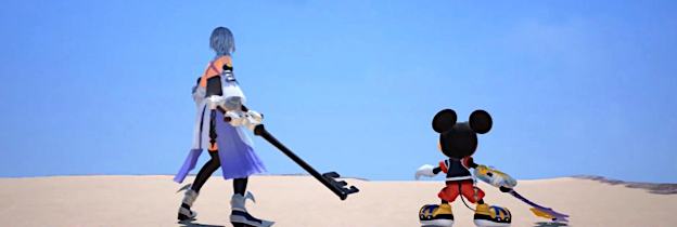 Kingdom Hearts HD 2.8 Final Chapter Prologue per PlayStation 4