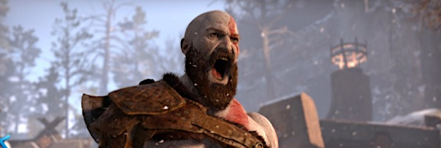 Immagine del gioco God of War per PlayStation 4