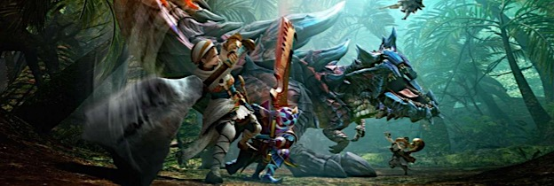 Immagine del gioco Monster Hunter Generations per Nintendo 3DS