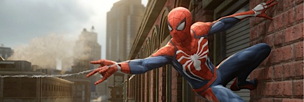 Spider-Man per PlayStation 4