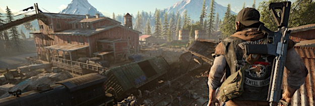 Immagine del gioco Days Gone per PlayStation 4