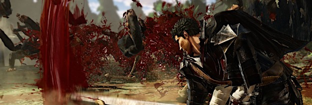 Immagine del gioco Berserk and the Band of the Hawk per PlayStation 3