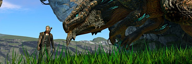 Immagine del gioco Scalebound per Xbox One