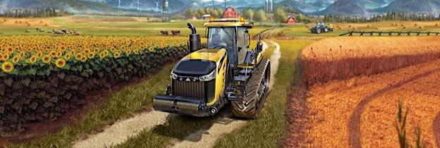 Farming Simulator 17 per PlayStation 4