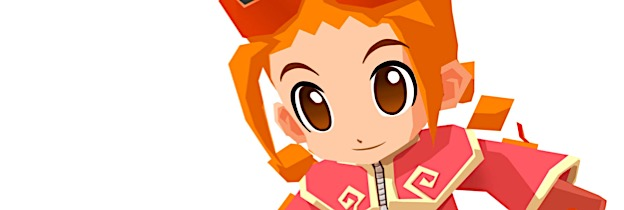 Gurumin 3D: A Monstrous Adventure per Nintendo 3DS