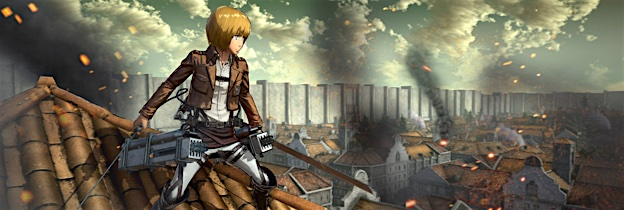 Attack on Titan: Wings of Freedom per Xbox One