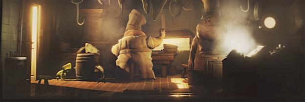 Immagine del gioco LITTLE NIGHTMARES per Playstation 4
