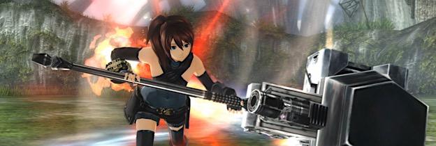 God Eater 2: Rage Burst per PSVITA