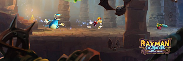 Rayman Legends Definitive Edition per Nintendo Switch