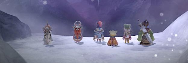 Immagine del gioco I Am Setsuna per Nintendo Switch