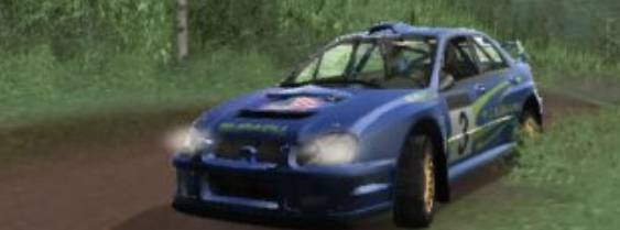 Richard Burns Rally per PlayStation 2