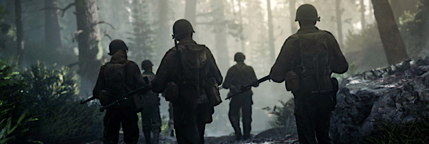 Immagine del gioco Call of Duty: WWII per PlayStation 4