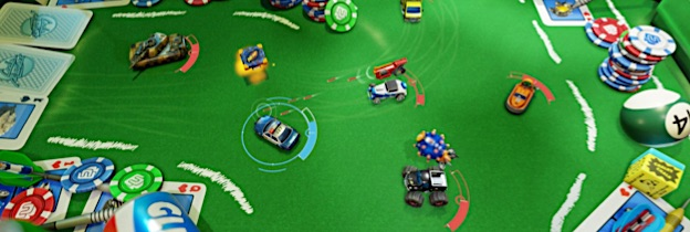 Micro Machines: World Series per PlayStation 4