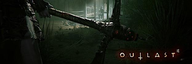 Outlast Trinity per PlayStation 4