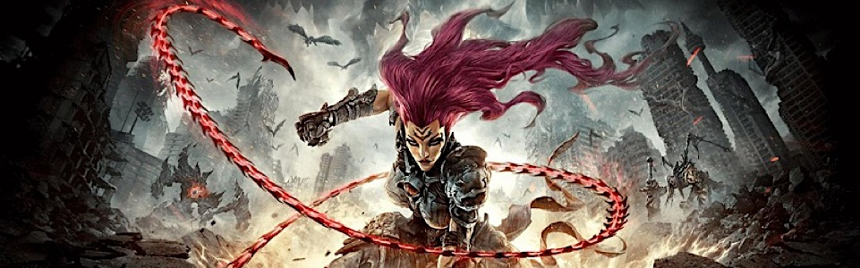 Immagine del gioco Darksiders III per Playstation 4