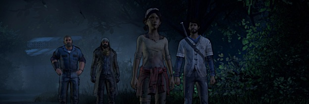 The Walking Dead: A New Frontier - Episode 3 per PlayStation 4