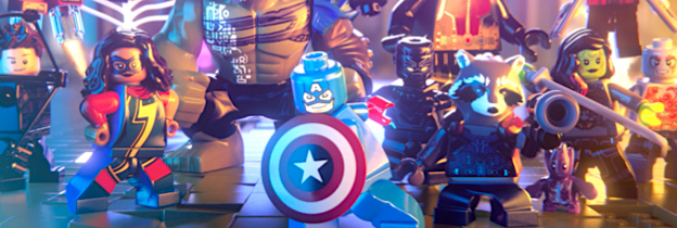 LEGO Marvel Super Heroes 2 per PlayStation 4