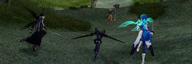 Accel World VS. Sword Art Online per PlayStation 4