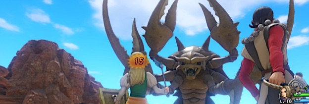 Dragon Quest XI per PlayStation 4