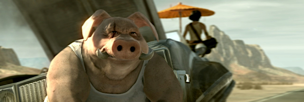 Beyond Good & Evil 2 per PlayStation 4