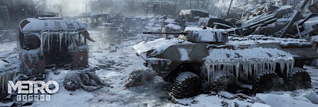 Immagine del gioco Metro Exodus per Xbox One
