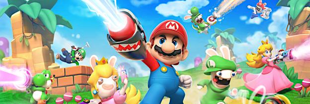 Mario + Rabbids Kingdom Battle per Nintendo Switch