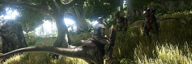 ARK: Survival Evolved per PlayStation 4
