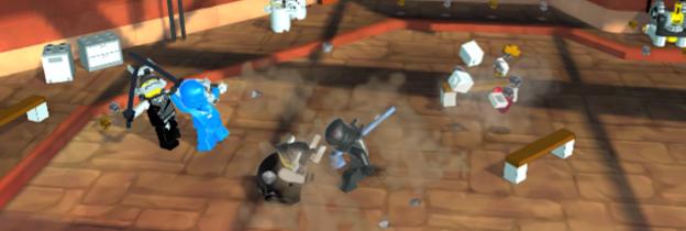 Immagine del gioco LEGO Ninjago Il Film: Video Game per Xbox One