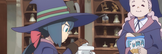 Immagine del gioco Little Witch Academia: Chamber of Time per PlayStation 4