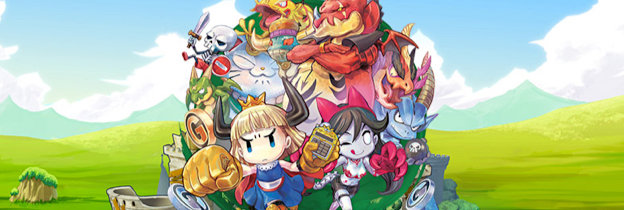 Immagine del gioco Penny-Punching Princess per Nintendo Switch