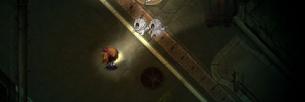 Immagine del gioco Yomawari: Midnight Shadows per PlayStation 4