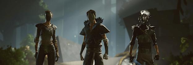 Immagine del gioco Absolver per Playstation 4