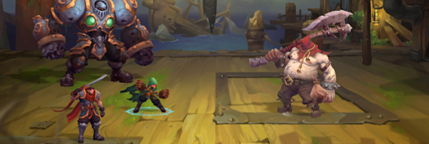 Immagine del gioco Battle Chasers: Nightwar per Playstation 4