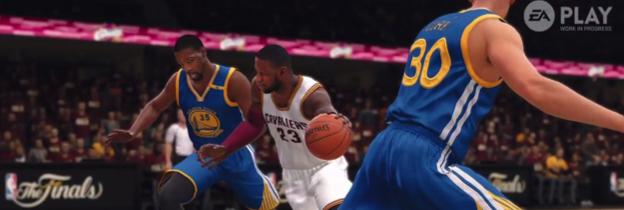 NBA Live 18 per PlayStation 4