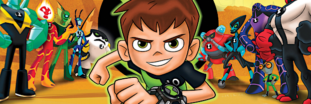 Ben 10 per PlayStation 4
