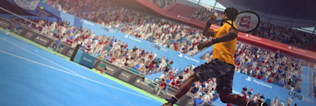 Tennis World Tour per PlayStation 4