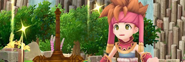 Immagine del gioco Secret of Mana per PlayStation 4