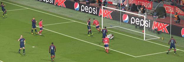 Immagine del gioco Pro Evolution Soccer 2018 per Xbox 360