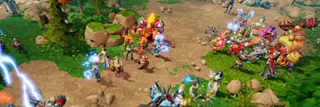 Immagine del gioco Dungeons 3 per Xbox One
