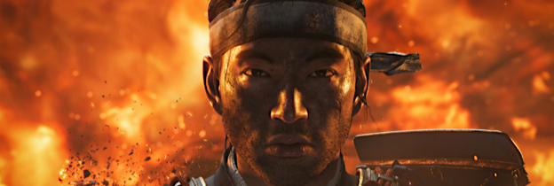 Ghost of Tsushima per PlayStation 4