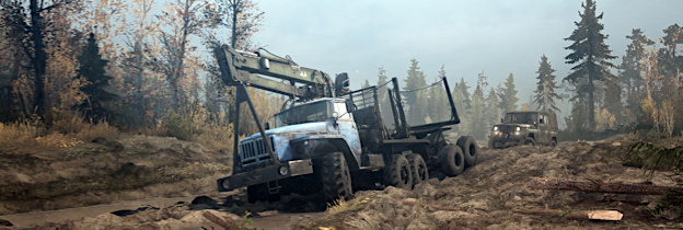 Spintires: MudRunner per PlayStation 4