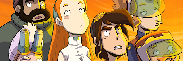 Chaos on Deponia per Xbox One